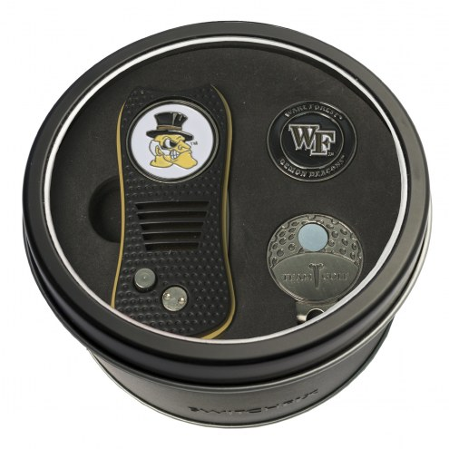 Wake Forest Demon Deacons Switchfix Golf Divot Tool, Hat Clip, & Ball Marker
