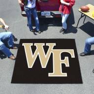 Wake Forest Demon Deacons Tailgate Mat