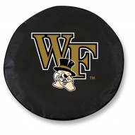 Wake Forest Demon Deacons Tire Cover