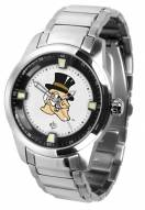 Wake Forest Demon Deacons Titan Steel Men's Watch