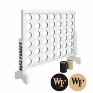 Wake Forest Demon Deacons Victory Connect 4
