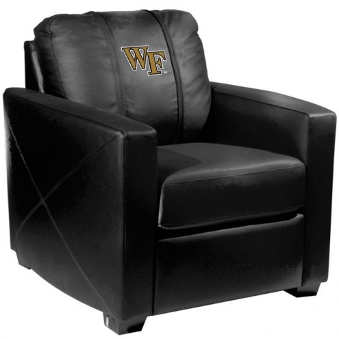 Wake Forest Demon Deacons XZipit Silver Club Chair