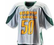 Warrior Fusion Game / Practice Reversible Custom Lacrosse Uniform- Stock Colors