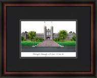 Washington University St. Louis Academic Framed Lithograph