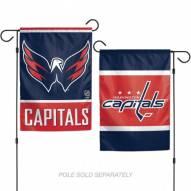 """Washington Capitals 11"""" x 15"""" Garden Flag"""