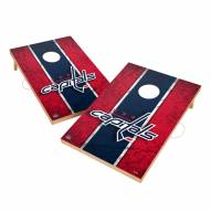 Washington Capitals 2' x 3' Vintage Wood Cornhole Game