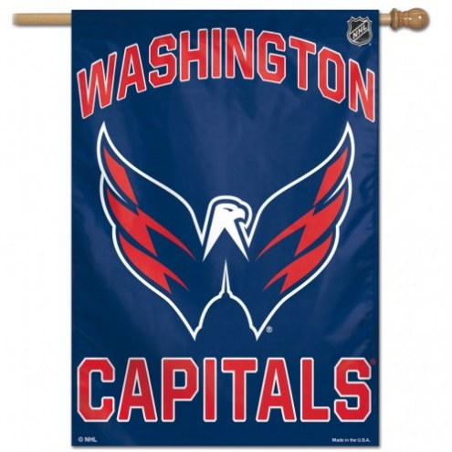 "Washington Capitals 27"" x 37"" Banner"