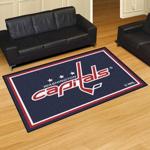 Washington Capitals 5' x 8' Area Rug