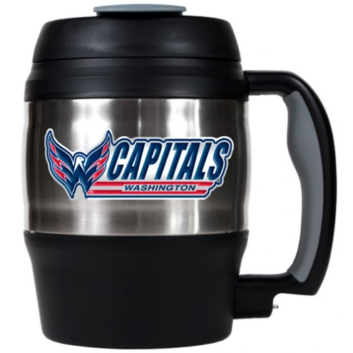 Washington Capitals 52 oz. Stainless Steel Travel Mug