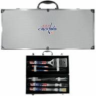 Washington Capitals 8 Piece Tailgater BBQ Set