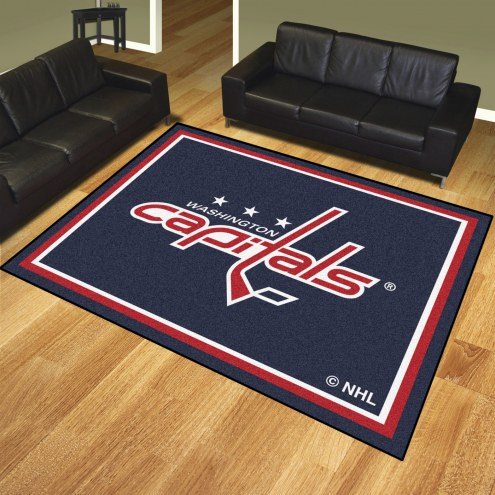 Washington Capitals 8' x 10' Area Rug