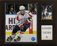 "Washington Capitals Alex Ovechkin 12"" x 15"" Player Plaque"