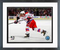 Washington Capitals Alex Ovechkin Action Framed Photo
