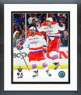 Washington Capitals Alex Ovechkin 2014-15 Playoff Framed Photo