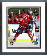 Washington Capitals Alex Ovechkin Winter Classic Framed Photo