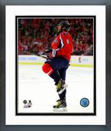 Washington Capitals Alex Ovechkin Scores his 50th Goal Framed Photo
