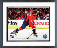 Washington Capitals Alex Ovechkin Skills Competition Framed Photo
