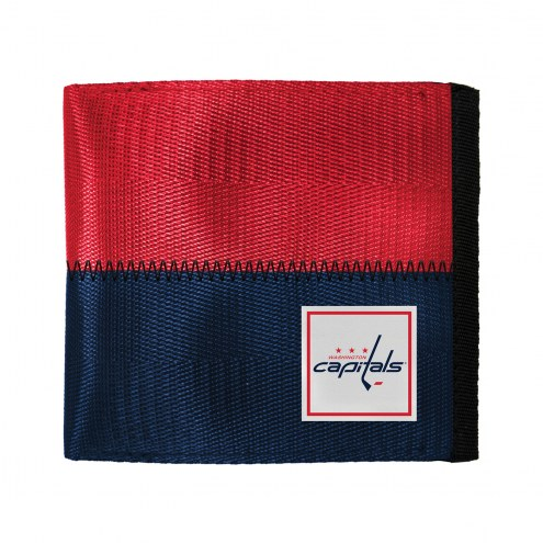 Washington Capitals Belted BiFold Wallet