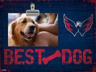 Washington Capitals Best Dog Clip Frame