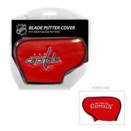 Washington Capitals Blade Putter Headcover
