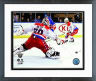Washington Capitals Braden Holtby Playoff Framed Photo