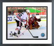 Washington Capitals Braden Holtby 2015 NHL Winter Classic Framed Photo