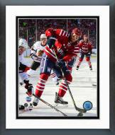 Washington Capitals Brooks Laich 2015 NHL Winter Classic Framed Photo
