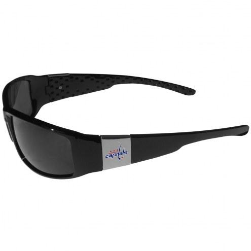 Washington Capitals Chrome Wrap Sunglasses