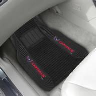 Washington Capitals Deluxe Car Floor Mat Set