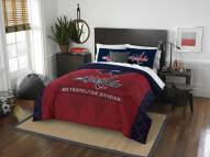 Washington Capitals Draft Full/Queen Comforter Set
