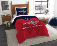 Washington Capitals Draft Twin Comforter Set