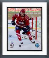 Washington Capitals Evgeny Kuznetsov Winter Classic Framed Photo