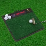 Washington Capitals Golf Hitting Mat