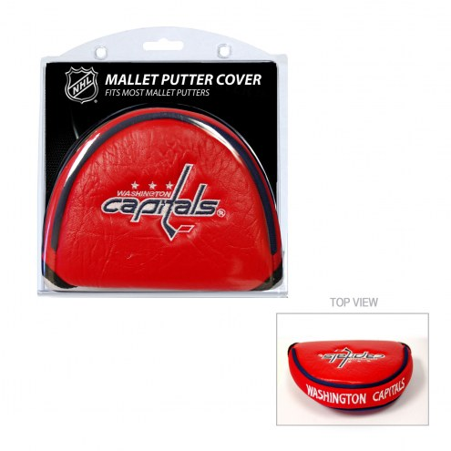 Washington Capitals Golf Mallet Putter Cover
