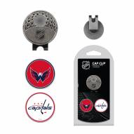 Washington Capitals Hat Clip & Marker Set
