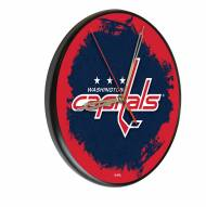 Washington Capitals Digitally Printed Wood Clock