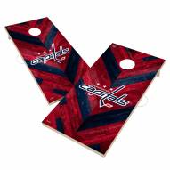 Washington Capitals Herringbone Cornhole Game Set