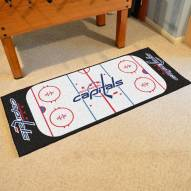 Washington Capitals Hockey Rink Runner Mat