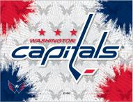 Washington Capitals Logo Canvas Print