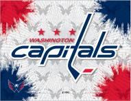 Washington Capitals Logo Canvas Print