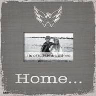 Washington Capitals Home Picture Frame