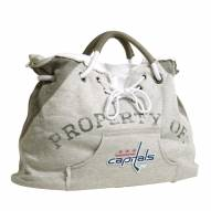 Washington Capitals Hoodie Tote Bag