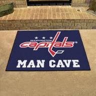 Washington Capitals Man Cave All-Star Rug