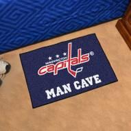 Washington Capitals Man Cave Starter Mat