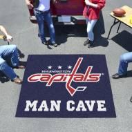 Washington Capitals Man Cave Tailgate Mat