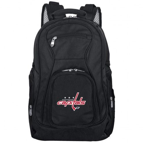 Washington Capitals Laptop Travel Backpack