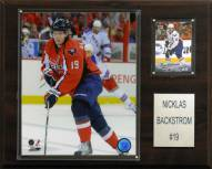 "Washington Capitals Nicklas Backstrom 12"" x 15"" Player Plaque"