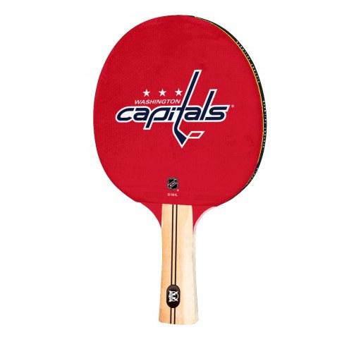 Washington Capitals Ping Pong Paddle