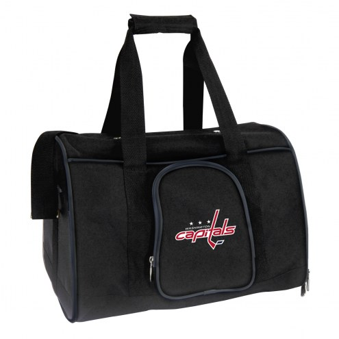 Washington Capitals Premium Pet Carrier Bag