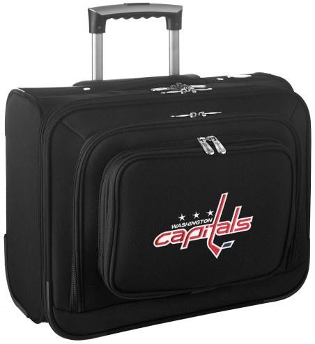 Washington Capitals Rolling Laptop Overnighter Bag